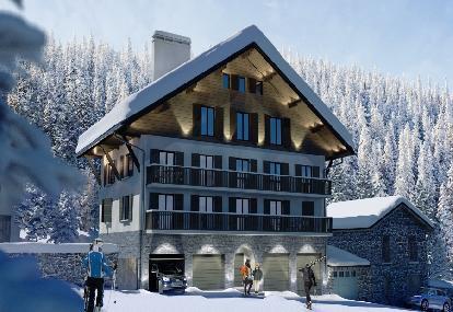 investir dans l'immobilier locatif, acheter un chalet en montagne